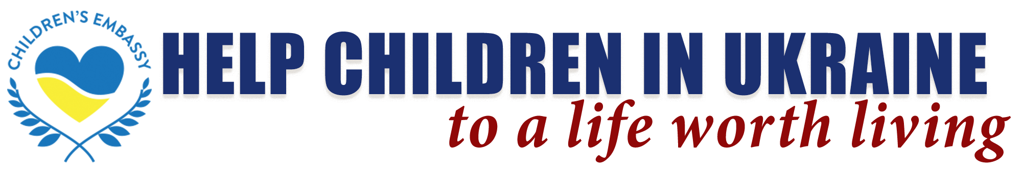 You can be the difference for a child in need in Ukraine header image