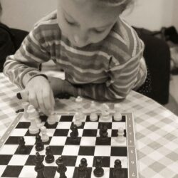 Enjoy the weekend and remember to play chess!